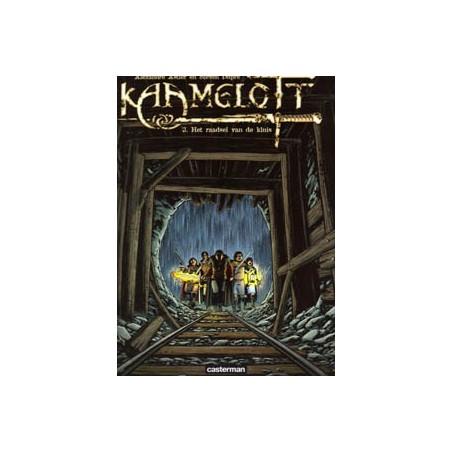 Kaamelott 03 Het raadsel van de kluis