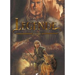Legende D01 HC<br>Het wolfskind