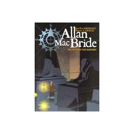 Allan Mac Bride 01<br>De odyssee van Bahmes