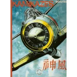 Kamikazes 01 SC De wind der goden