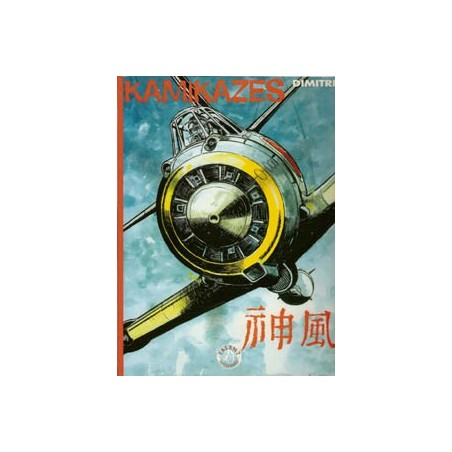 Kamikazes 01 De wind der goden
