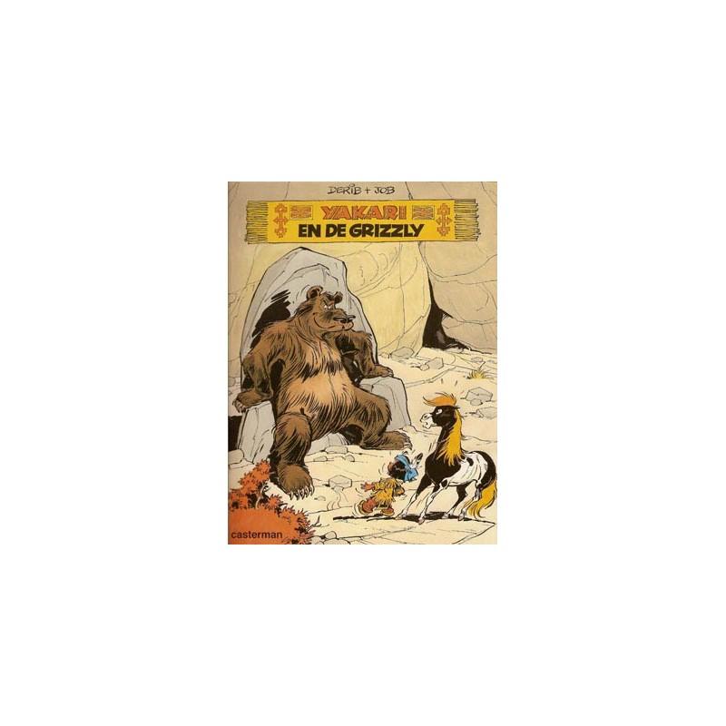 Yakari  05 De grizzly