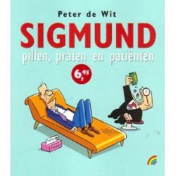 Sigmund pocket Pillen, praten en patienten