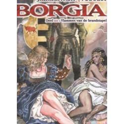 Borgia 03 HC<br>Vlammen van de brandstapel