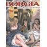 Borgia 03 HC Vlammen van de brandstapel