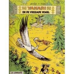 Yakari 07 - De vreemde vogel