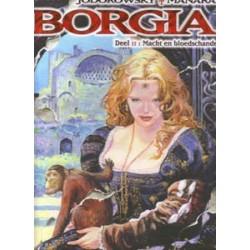 Borgia 02 HC<br>Macht en bloedschande