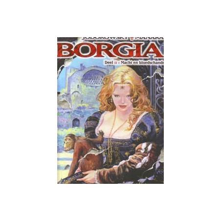 Borgia 02 HC Macht en bloedschande