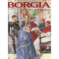 Borgia 01 HC<br>Bloed voor de paus