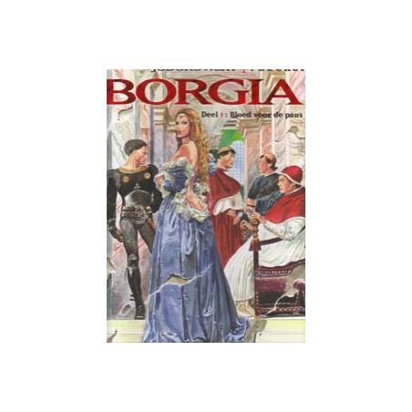 Borgia 01 HC Bloed voor de paus