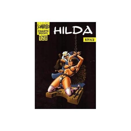 Zwarte reeks  128 Hilda
