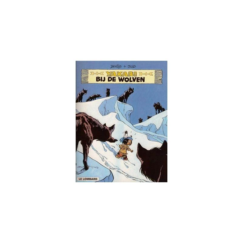 Yakari  08 Bij de wolven