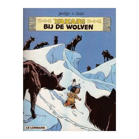 Yakari 08 - Bij de wolven
