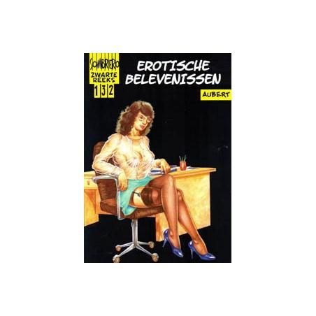 Zwarte reeks  132 Erotische belevenissen