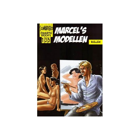 Zwarte reeks  135 Marcel's modellen