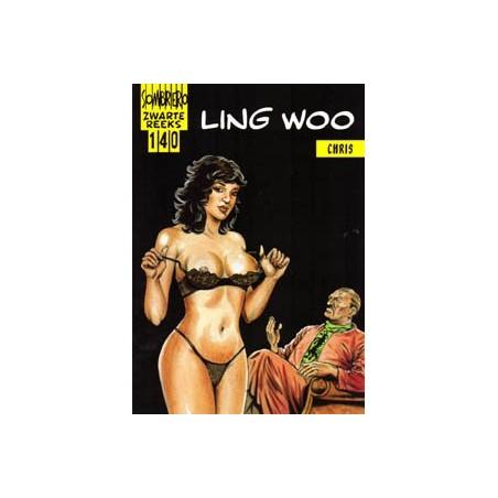Zwarte reeks  140 Ling Woo