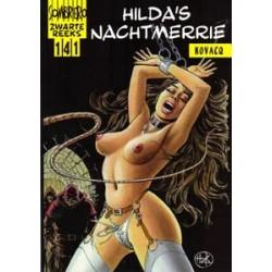 Zwarte reeks 141 Hilda's nachtmerrie