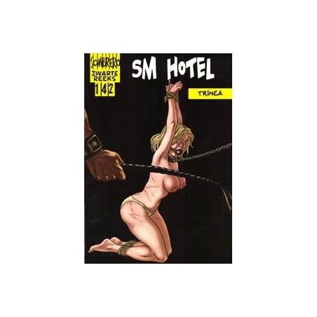 Zwarte reeks  142 SM Hotel
