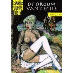 Zwarte reeks 155 De droom van Cecile