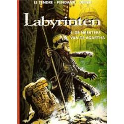 Labyrinten 04 HC<br>De meesters van de Agartha