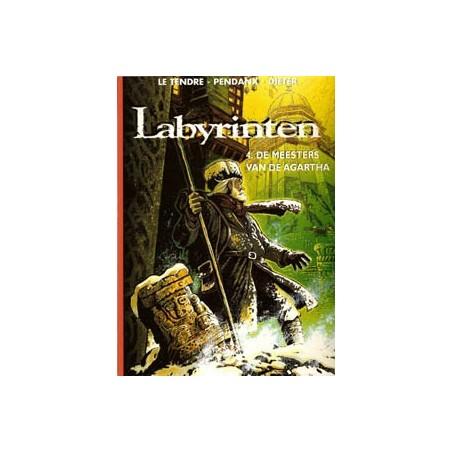 Labyrinten 04 HC De meesters van de Agartha