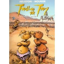 Trollen van Troy<br>HC 06 Trollen in de mist<br>1e druk 2003