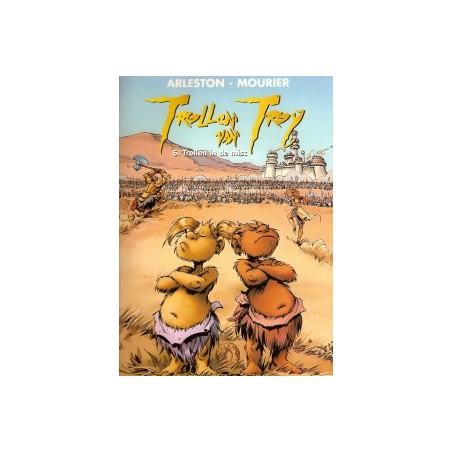 Lanfeust Trollen van Troy HC T06 Trollen in de mist 1e druk 2003