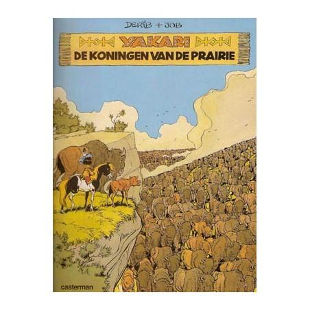 Yakari  13 De koningen van de prairie