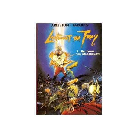 Lanfeust  van Troy setje SC Deel 1 t/m 8