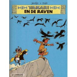 Yakari 14 - De raven