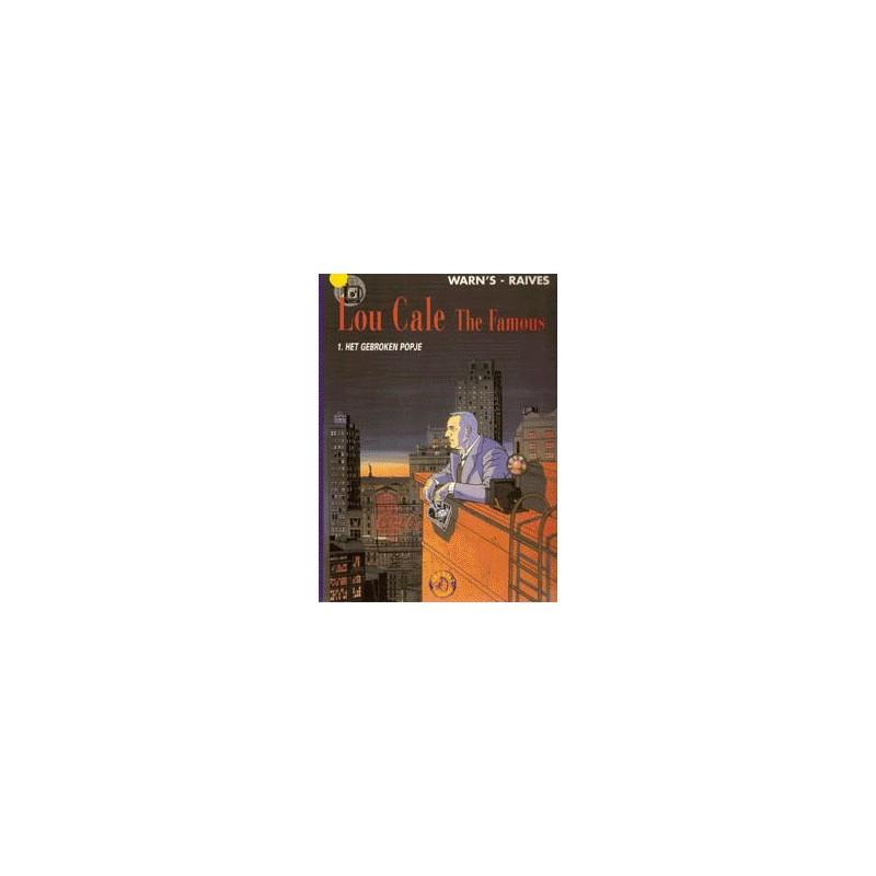 Lou Cale The famous setje deel 1 t/m 5 1e drukken* 1998