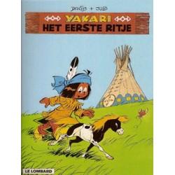 Yakari 16 - Het eerste ritje