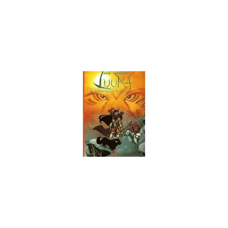 Luuna HC T02 De schemering van de Lynx 1e druk 2005