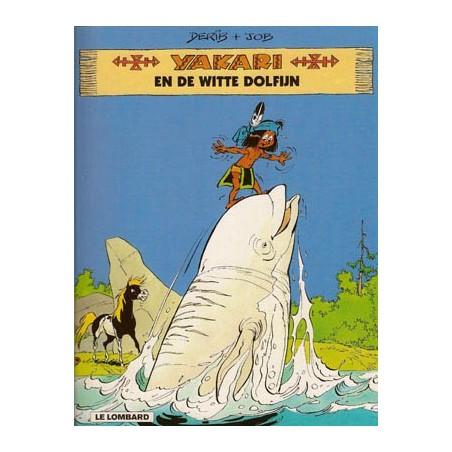 Yakari  21 De witte dolfijn