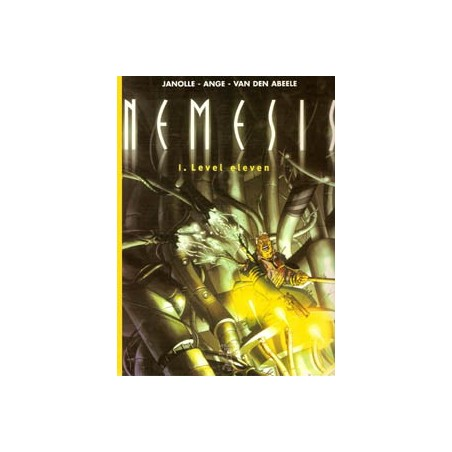 Nemesis 01 HC Level eleven