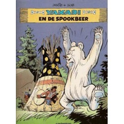 Yakari 24 - De spookbeer