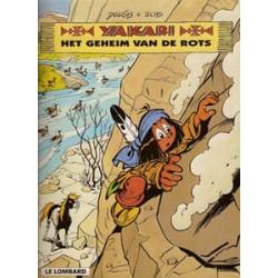 Yakari 25 - Het geheim van de rots