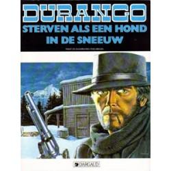 Durango 01 SC - Sterven als een hond in de sneeuw herdruk