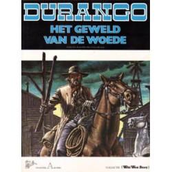 Durango 02 SC - Het geweld van de woede 1e druk 1982