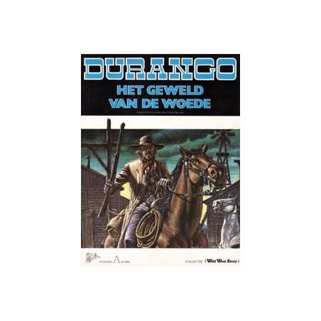 Durango 02 Het geweld van de woede 1e druk 1982