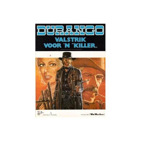 Durango 03 Valstrik voor `n killer 1e druk 1983