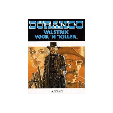 Durango 03 Valstrik voor `n killer herdruk