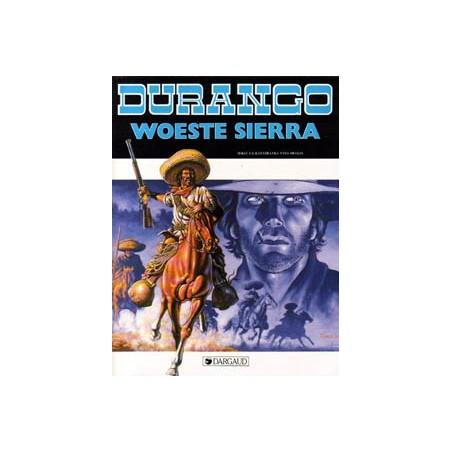 Durango 05 Woeste Sierra herdruk
