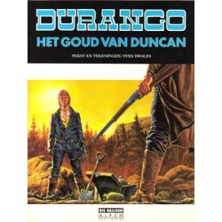 Durango 09 SC - Het goud van Duncan 1e druk 1991