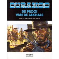 Durango 10 SC - De prooi van de jakhals 1e druk 1992