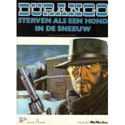 Durango setje deel 1 t/m 16 1e drukken 1981-2013