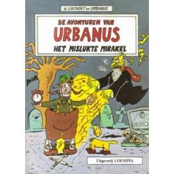 Urbanus 005<br>Het mislukte mirakel<br>1e druk 1984