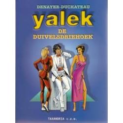 Yalek R08<br>De duivelsdriehoek<br>1e druk 1999