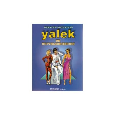 Yalek R08 De duivelsdriehoek 1e druk 1999