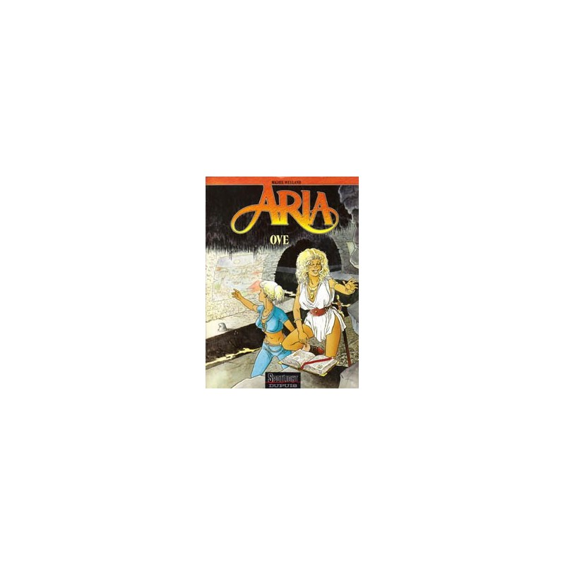 Aria 16 Ove 1e druk 1994